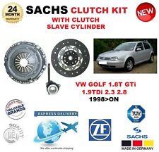 para VW GOLF 1.8t GTI 1.9tdi 2.3 2.8 1998>En SACHS Kit DE EMBRAGUE CON