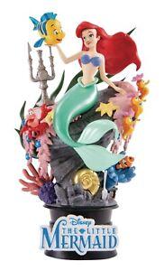 Diorama ARIEL LA SIRENETTA Little Mermaid 15cm DISNEY Beast Kingdom D-Select 012