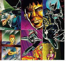 1992 Shadowhawk Cards (by Comic Images).  Three cards for $1.
