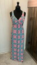 Boden Twist Front Jersey Maxi Dress Size UK 14L rrp £90.  Pristine condition