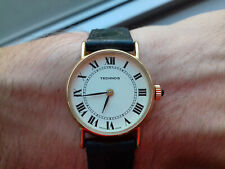 Technos HAND-WINDING 702/1 VINTAGE COLLECTION (1960´s) NOS WATCH SWISS MADE UHR