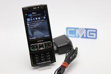 Nokia n95 - 8gb-Negro (sin bloqueo SIM), Smartphone WiFi cámara usado #a1