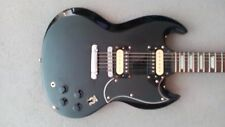 Vintage SG guitarra eléctrica Negro Belleza!!!