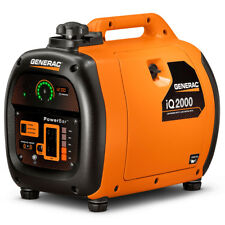 "Generac 6866 iQ 2000 Watt Inverter ""Quietest Inverter You Can Buy"" New"