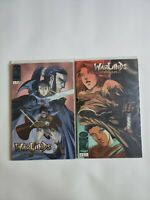 Image Warlands Chronicles # 1&2 Image (1999) 1st Ptg Very Good Condition