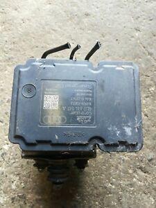 AUDI Q7 4L ABS PUMP CONTROLLER UNIT HYDRAULIC BLOCK 4L0614517A