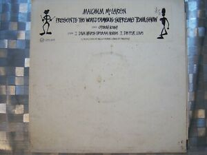 "MALCOLM McLAREN ~ THE WORLD FAMOUS SUPREME TEAM SHOW EP. 12"""