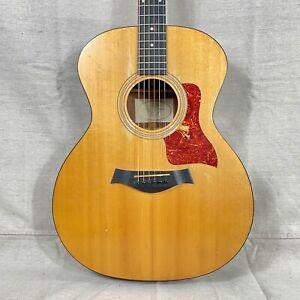 Taylor 214E 2006 Natural USA Made Solid Grand Auditorium Acoustic Guitar w/ Bag