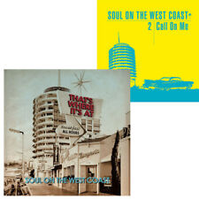 West Coast Soul - Volumes One and Two HISTORY OF SOUL