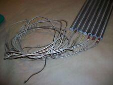 "New listing 7pc Ogden Heater Cartridge Rod Mw-7012X27-2 270V 800Watt 12"" X 3/4"""