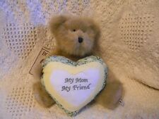 "Boyds Cracker Barrel Bear of Month ~ 8"" Blessed Mother of Mine Aprilbear  plush"