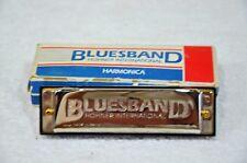 "Hohner Bluesband Harmonica ""C"" (008)"