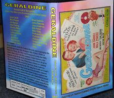 GERALDINE DVD John Carroll, Mala Powers, Stan Freberg, Jim Backus Alan Reed 1953