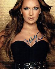 Vanessa WILLIAMS SIGNED Autograph 10x8  Photo AFTAL COA American Actress Singer
