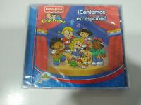 Fisher-Price Cantemos en Español Little People - CD Nuevo - 2T