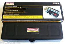 CRAFTSMAN PROFESSIONAL 136pc TITANIUM DRILL BIT HOLE SAW SCREW BIT SET 975320