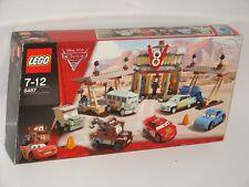 LEGO® Cars™ 8487 Flo's V8 Café NEU OVP NEW MISB NRFB   Box condi B s. pictures