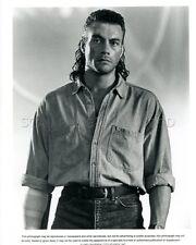 JEAN-CLAUDE VAN DAMME HARD TARGET 1993 VINTAGE PHOTO ORIGINAL #1