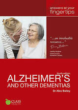 Alzheimers & Other Dementias (Answers at Your Fingertips)-ExLibrary