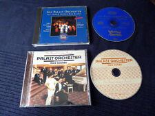 2x CDs Max Raabe & Palast Orchester Ein Freund Ein Guter Freund + LIVE in BERLIN