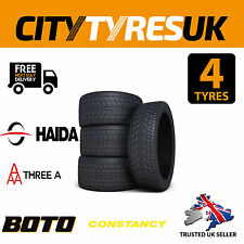 x4 205 55 16 New Tyres 205/55R16 91W Amazing C Rated Wet Grip Very Cheap - FOUR