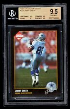 1992 Collector's Edge #228 Jimmy Smith RC BGS 9.5 GEM MINT