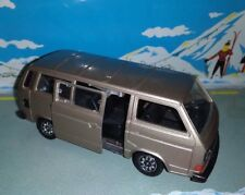 SCHABAK GERMANY 1/43 VW CARAVELLE SYNCRO METALLIC BRONZE