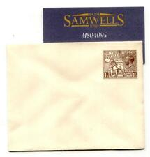 MS4095 1925 GB Unused STATIONERY 1½d EMPIRE EXHIBITION Envelope