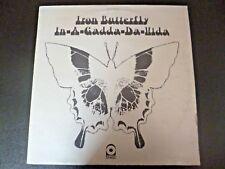 IRON BUTTERFLY : IN A GADDA DA VIDA  (LP)