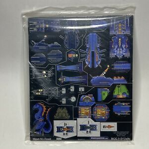 OGRE 3-D UNITS 3D Board Game Kickstater Exclusive Promo Expansion Bonus SJG