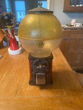 Vintage Acorn? 1 Cent Gumball Machine