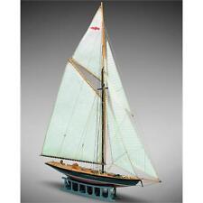 MINI Mamoli Britannia Yacht 1:177th KIT IN LEGNO scala barca