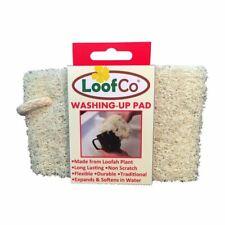 💚 Loofco Natural Washing-Up Pad 2 Pack