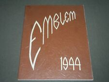 1944 EMBLEM CHICAGO TEACHERS COLLEGE YEARBOOK - GREAT PHOTOS - YB 902