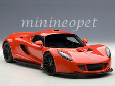 AUTOart 75403 HENNESSEY VENOM GT SPYDER 1/18 DIECAST MODEL CAR RED