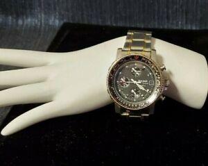 Beautiful Vintage Pulsar Chronograph Wristwatch 100M, V657-8040
