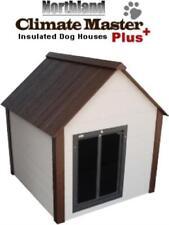 Northland CMP-LG Climate Master Plus  Insulated Dog House w/ Premium Plexidor