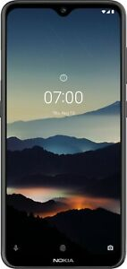 Nokia 7.2 TA-1178 128GB Charcoal Factory Unlocked Smartphone Android - USA - NEW