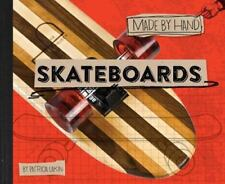 Made By Hand: Skateboards