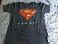 MENS WOMENS KIDS SUPERMAN LOGO COMIC HERO T-SHIRT S M L XL 2XL 3XL 4XL 5XL
