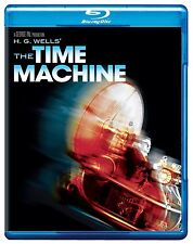 THE TIME MACHINE (1960 H.G.Wells)   -  Blu Ray - Sealed Region free for UK