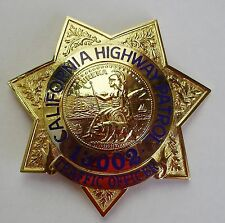 Obsolete California Highway Patrol - Traffic Officer- Rejected WA Badge