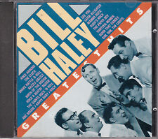 CD 16T BILL HALEY GREATEST HITS MADE IN ISRAEL CITADEL 8855