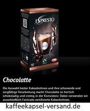 K-fee Espresto - CHOCOLATTE - 6x16=96 Kapseln - passend zu Aldi Expressi