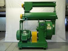 CPM CENTURY PELLET MILL 125 HP RECONDITIONED WITH NEW PARTS