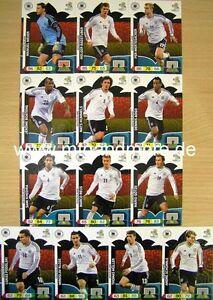 Adrenalyn XL EURO EM 2012 - Deutschland Karte aussuchen