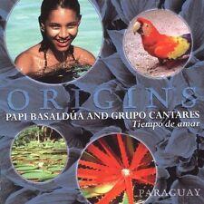 Tiempo de Amar Papi Basaldua CD 2005 Alula Records argentina latin america NICE