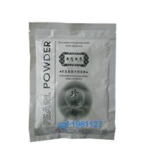 Polvo de perla de agua de mar blanca pura, 250 g, 5.3 5ty  W5