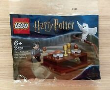 LEGO ® HARRY POTTER/ 30420/ HARRY POTTER & HEDWIG OWL DELIVERY/ NEW POLYBAG