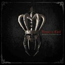 Broken Crown Halo 0727701906324 by Lacuna Coil CD